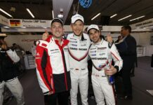 Porsche, Neel Jani, Andre Lotterer, Nick Tandy