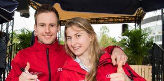 Philip Ellis, Gosia Rdest, Audi TT