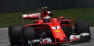 Räikkönen, Ferrari, Kanada