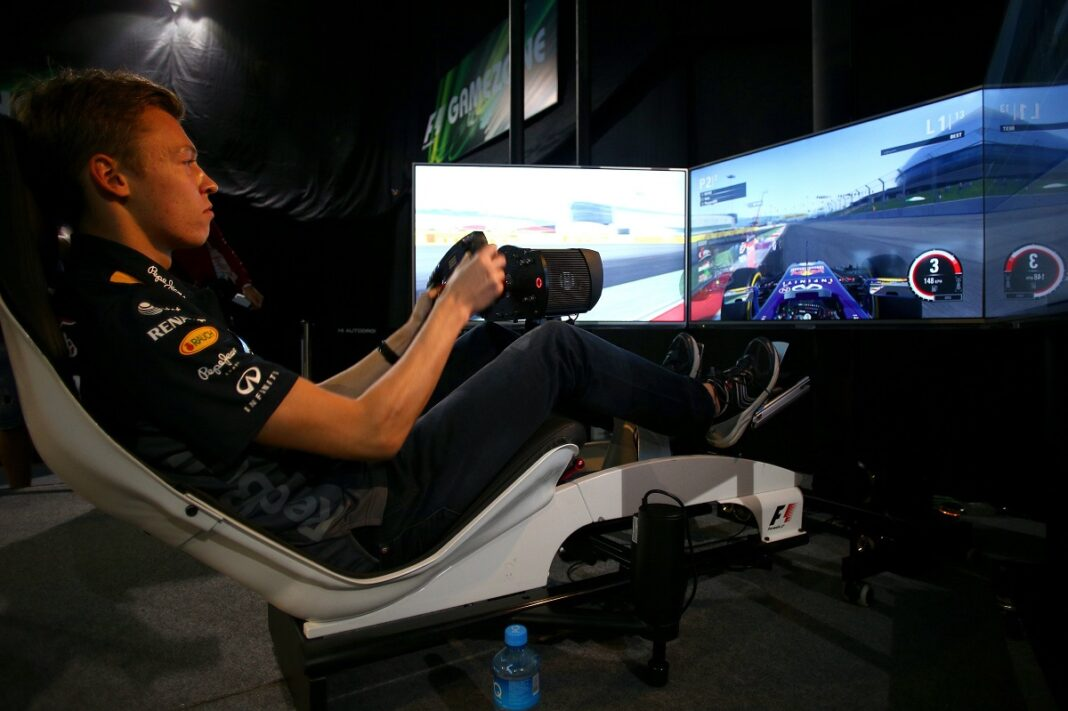 eSports, virtuális, szimulátor