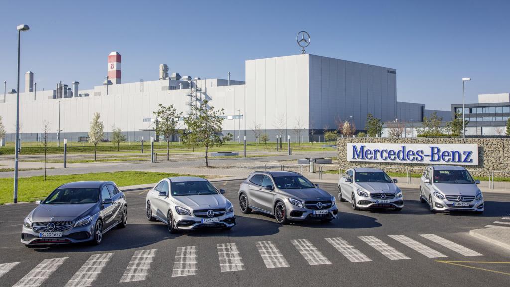 Mercedes-Benz Kecskemét