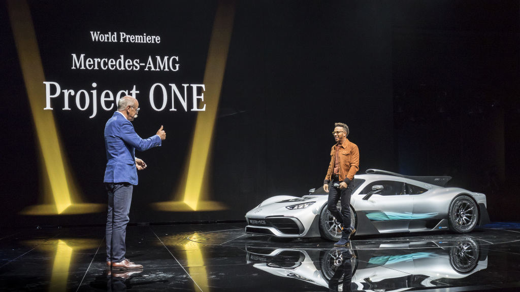 Merecdes-AMG Project One