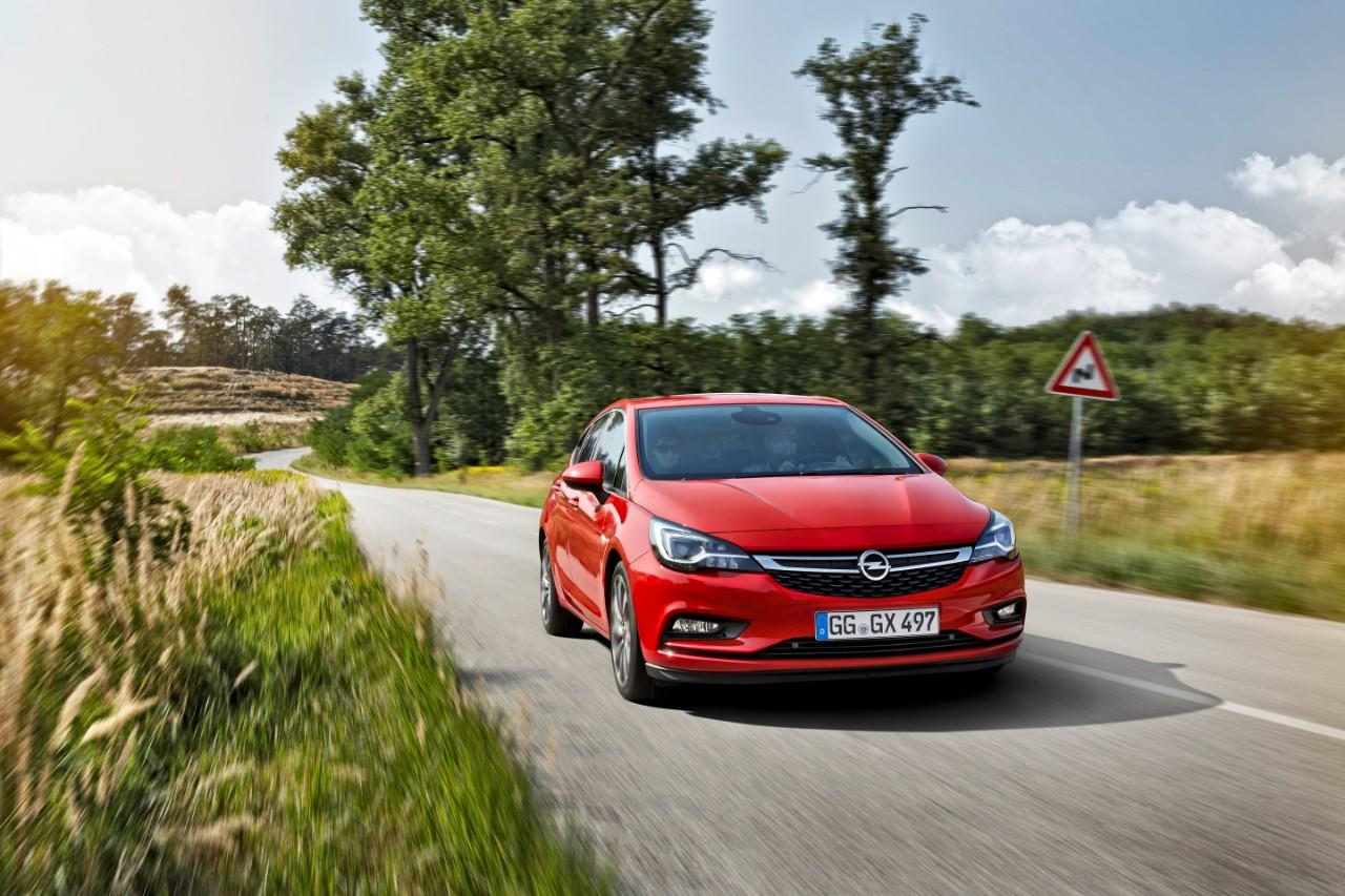 Opel Astra, autómárka