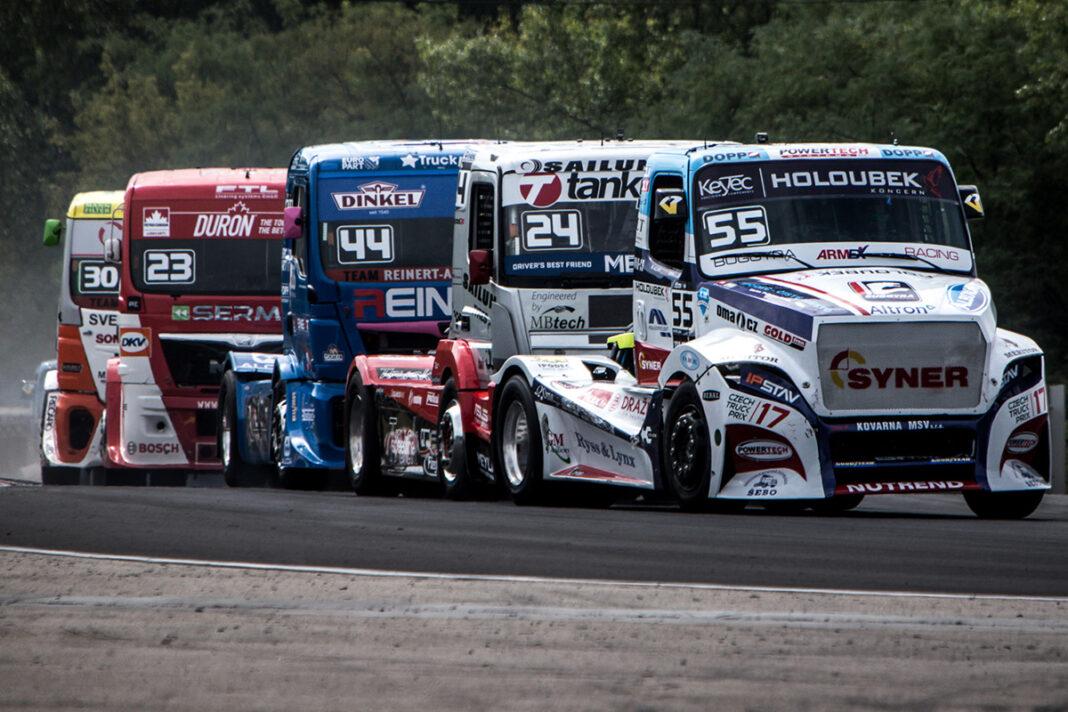 Kamion Eb, racingline.hu