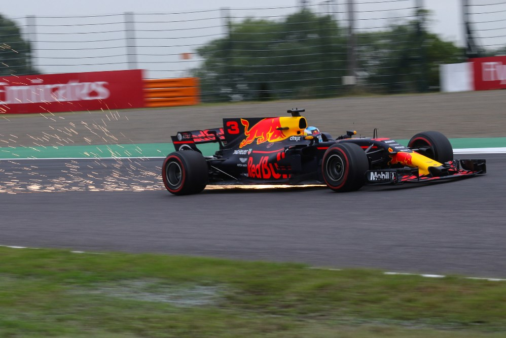 Ricciardo, Suzuka, Red Bull