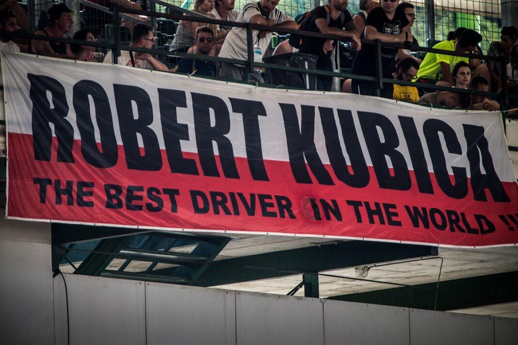 Robert Kubica, orlen, racingline.hu