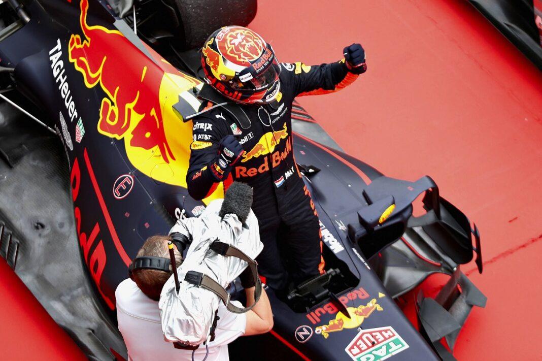 Verstappen, Red Bull, Renault