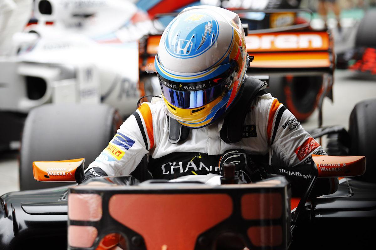 McLaren, Renault, 2018, Alonso, Honda