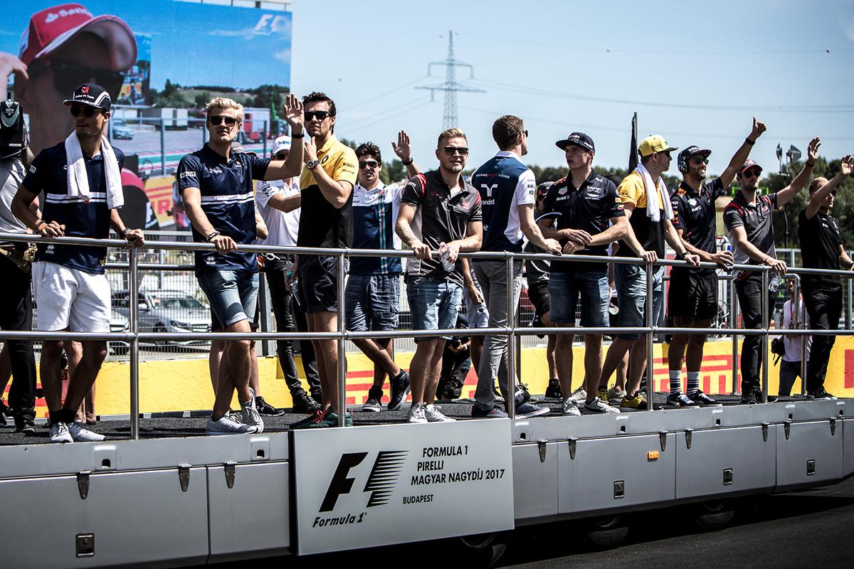 F1, az év versenyzője szavazás
