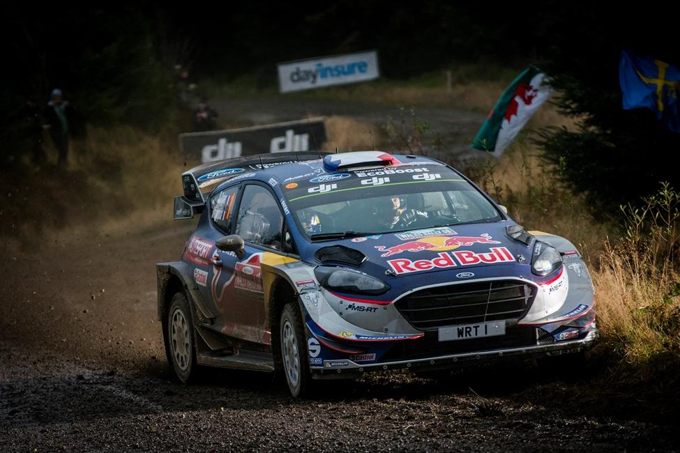 Ogier, WRC