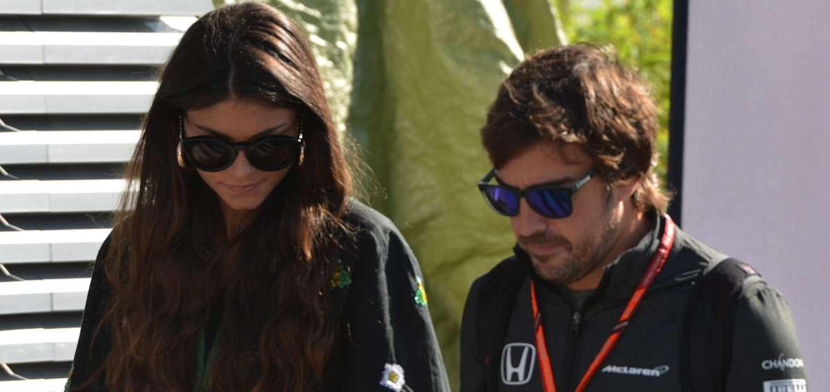 Linda Morselli, Alonso barátnője