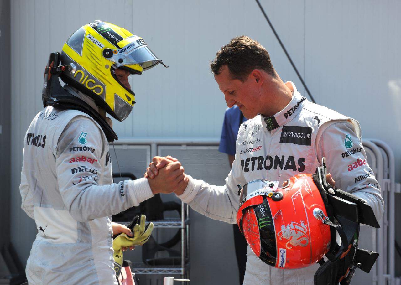Rosberg, Schumacher, Racingline.hu, racingline