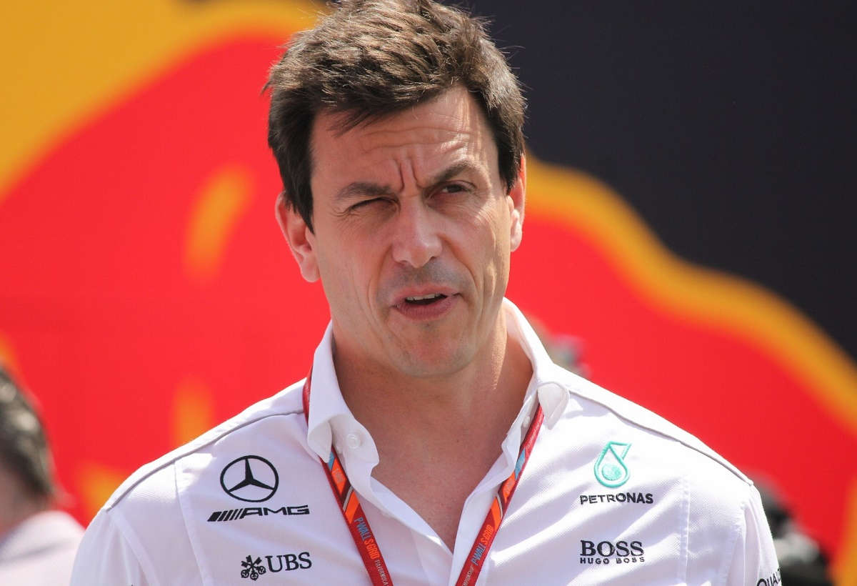 Toto Wolff, halo