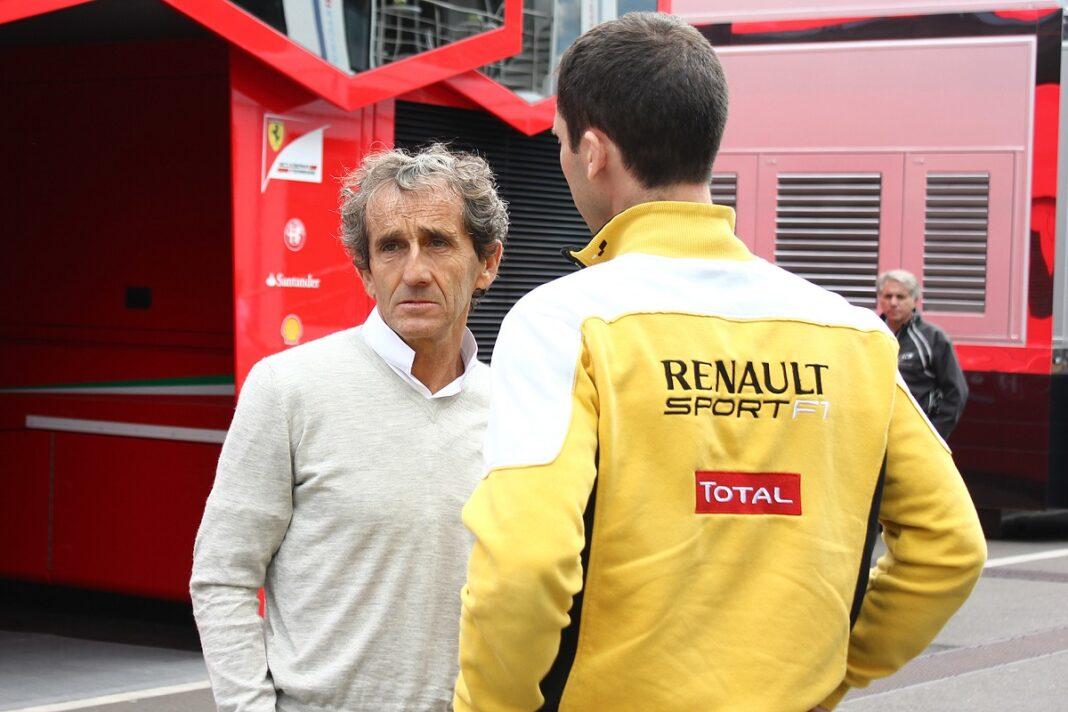 Alain Prost, renault, racingline.hu