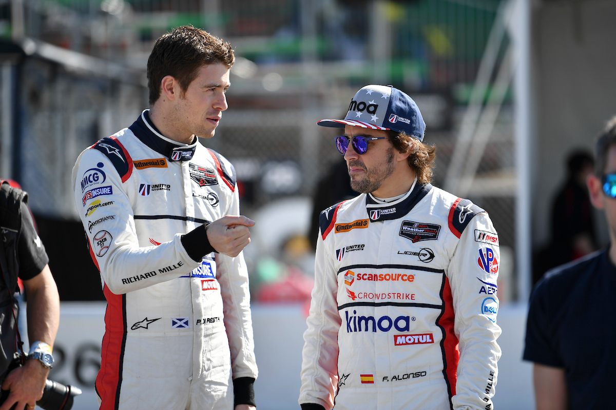 paul di resta, fernando alonso