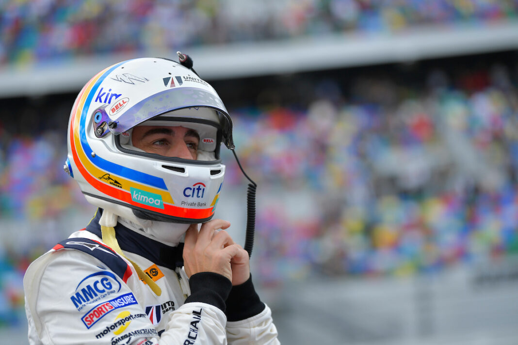 Fernando Alonso, WEC
