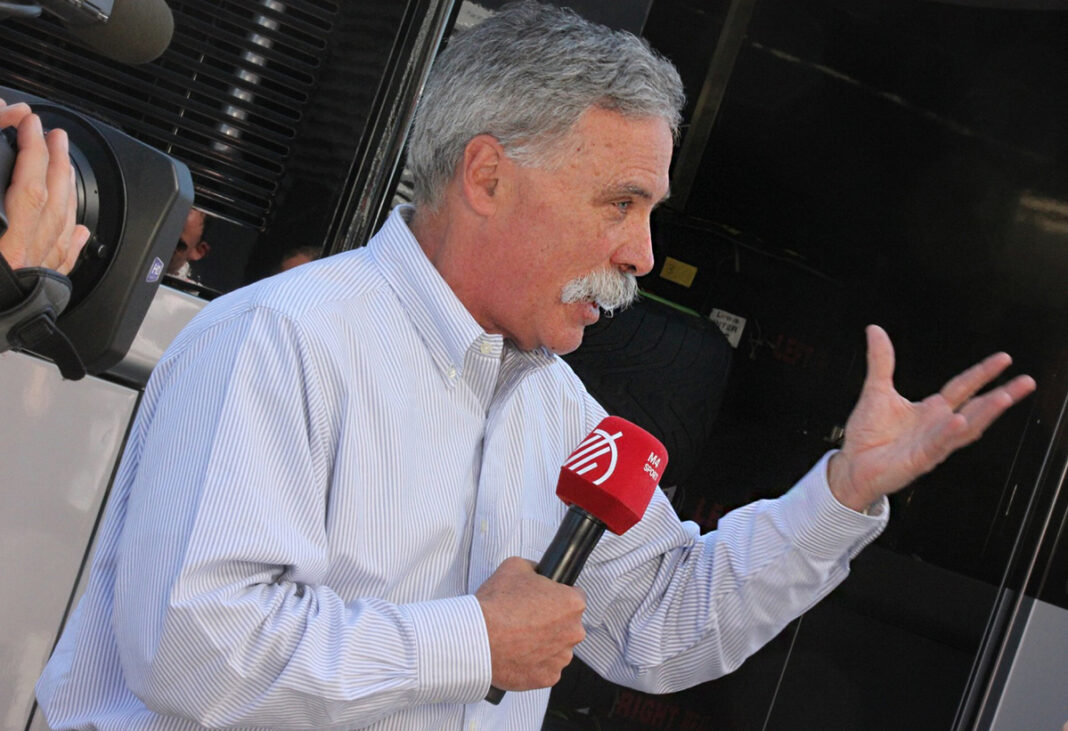 Liberty Media, Chase Carey, Forma-1