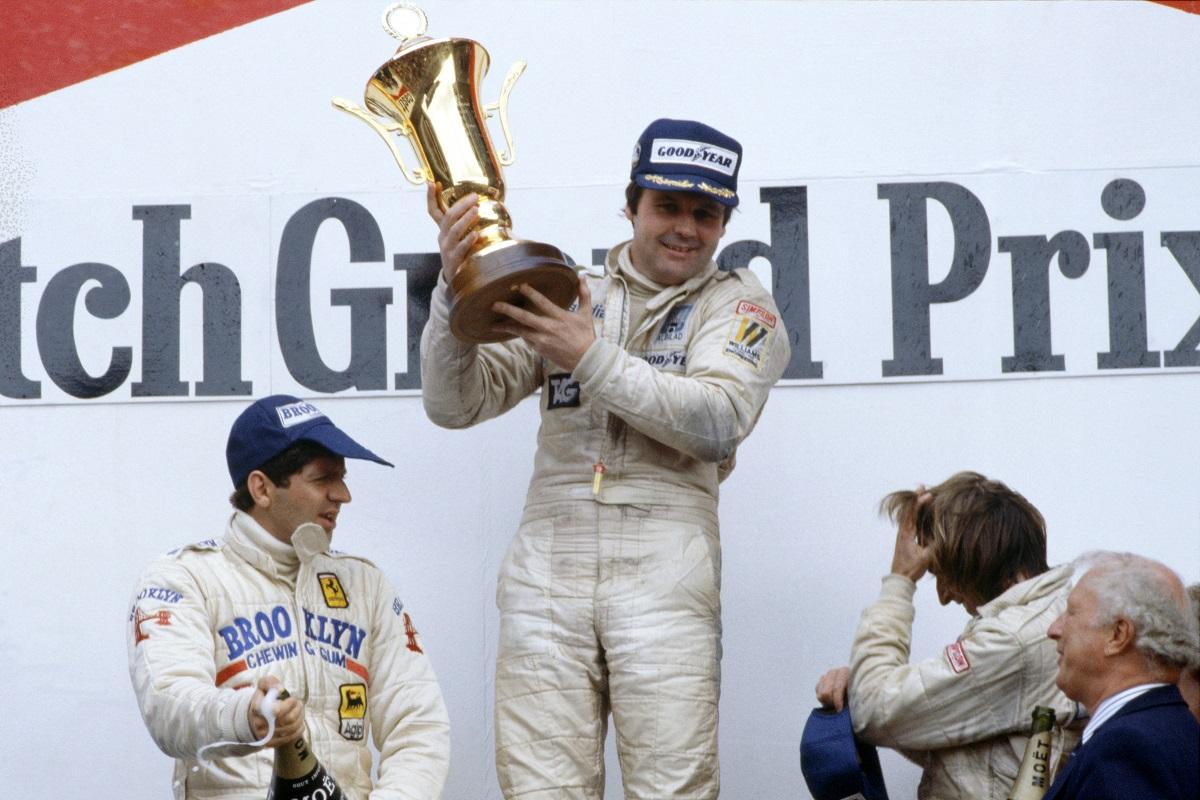 holland nagydíj, Zandvoort, Alan Jones, Jody Scheckter, Jaques Laffite, williams