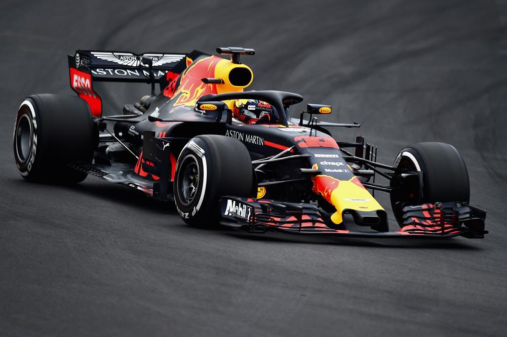 Verstappen, Red Bull