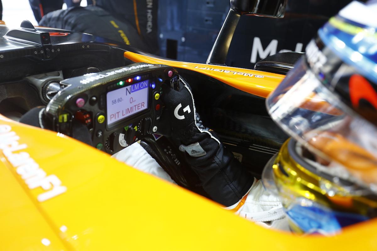 McLaren, Renault