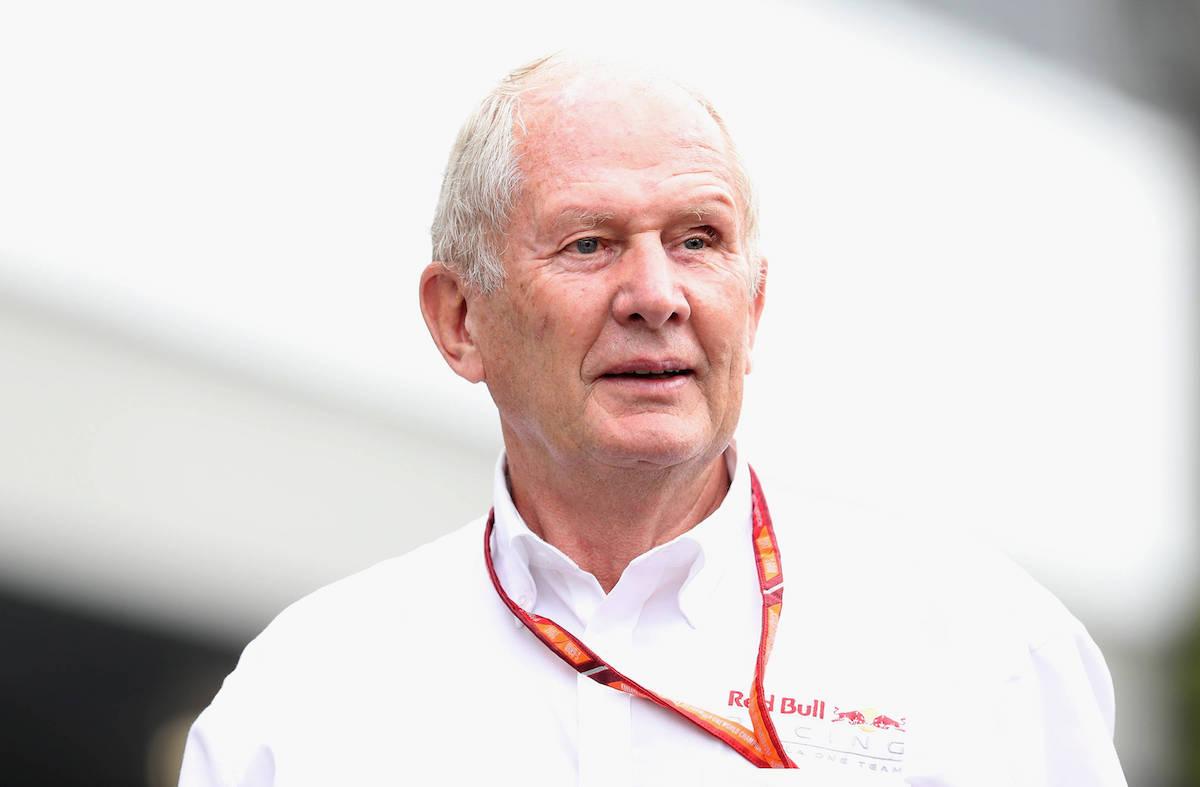 Helmut Marko, Red Bull