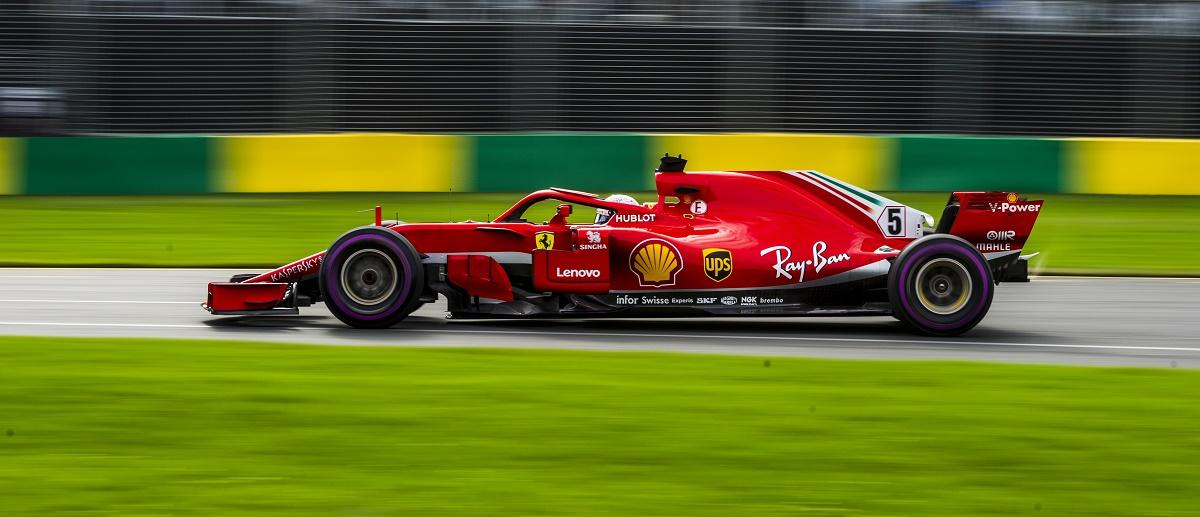 Sebastian Vettel, Ferrari, Zetsche