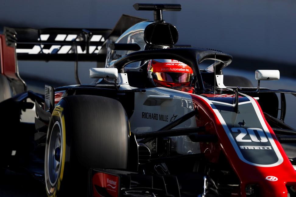 Magnussen, Haas