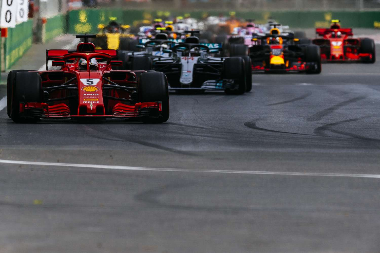 Vettel, Hamilton, silverstone