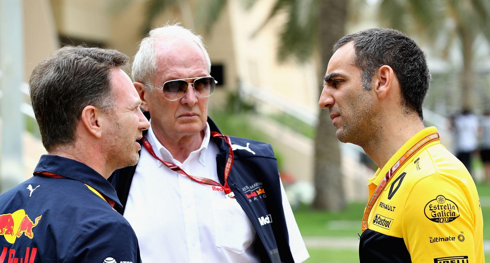 Red Bull, Renault, Abuteboul, Helmut Marko, christian horner