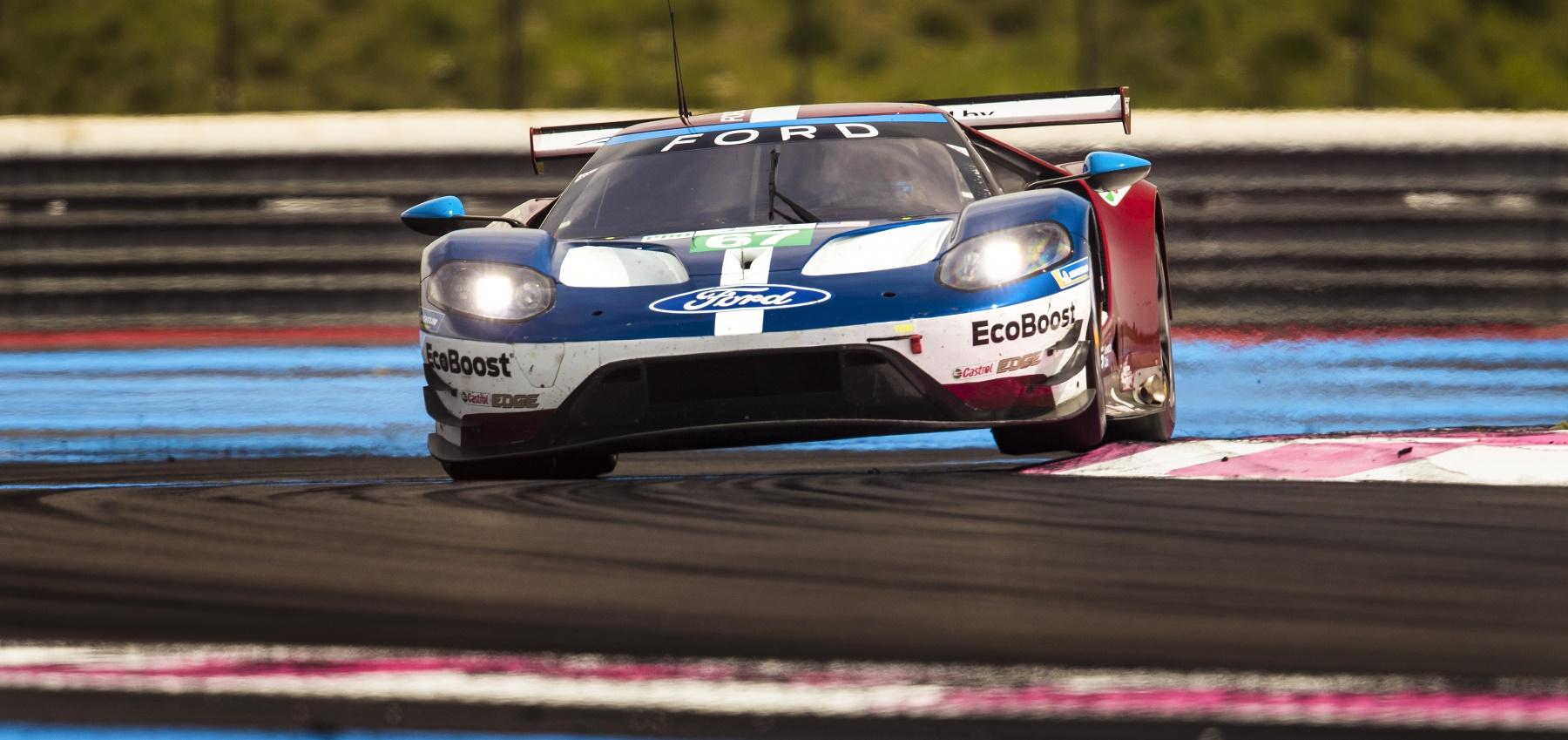Hosszútávú Világbajnokság, Ford GT