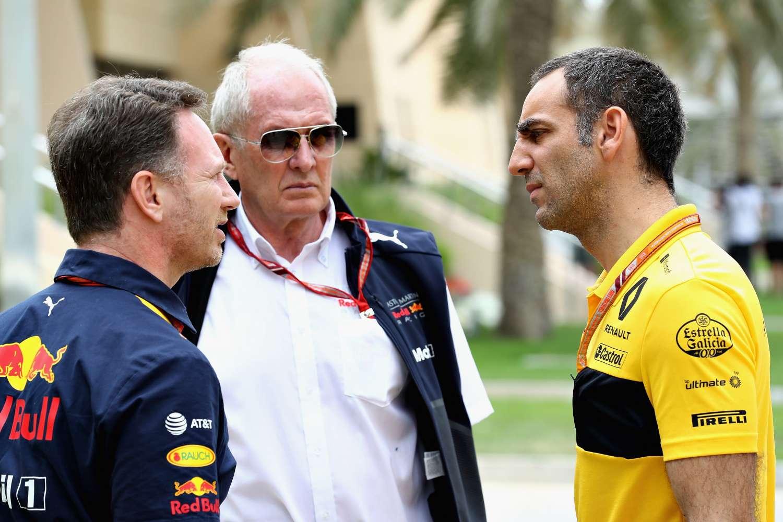 Red Bull, Renault