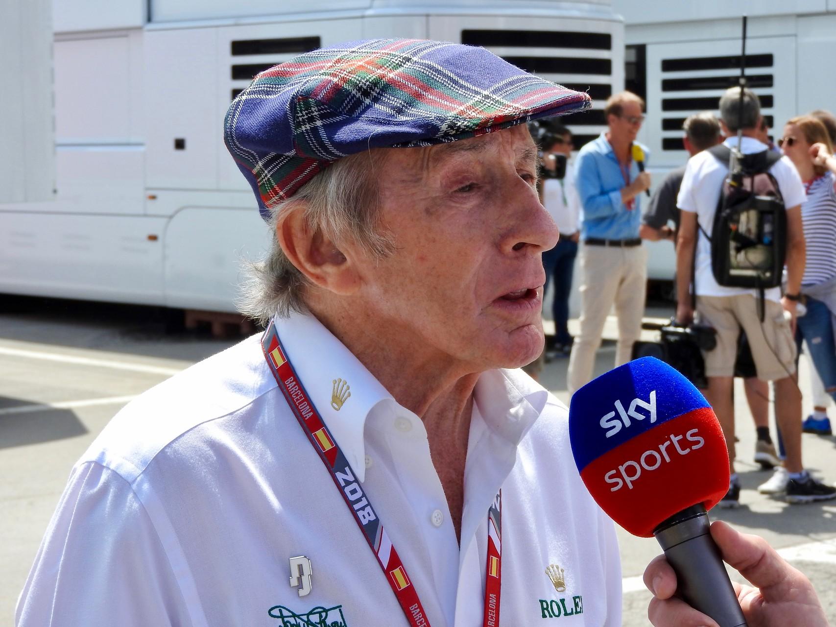 Jackie Stewart, Barcelona