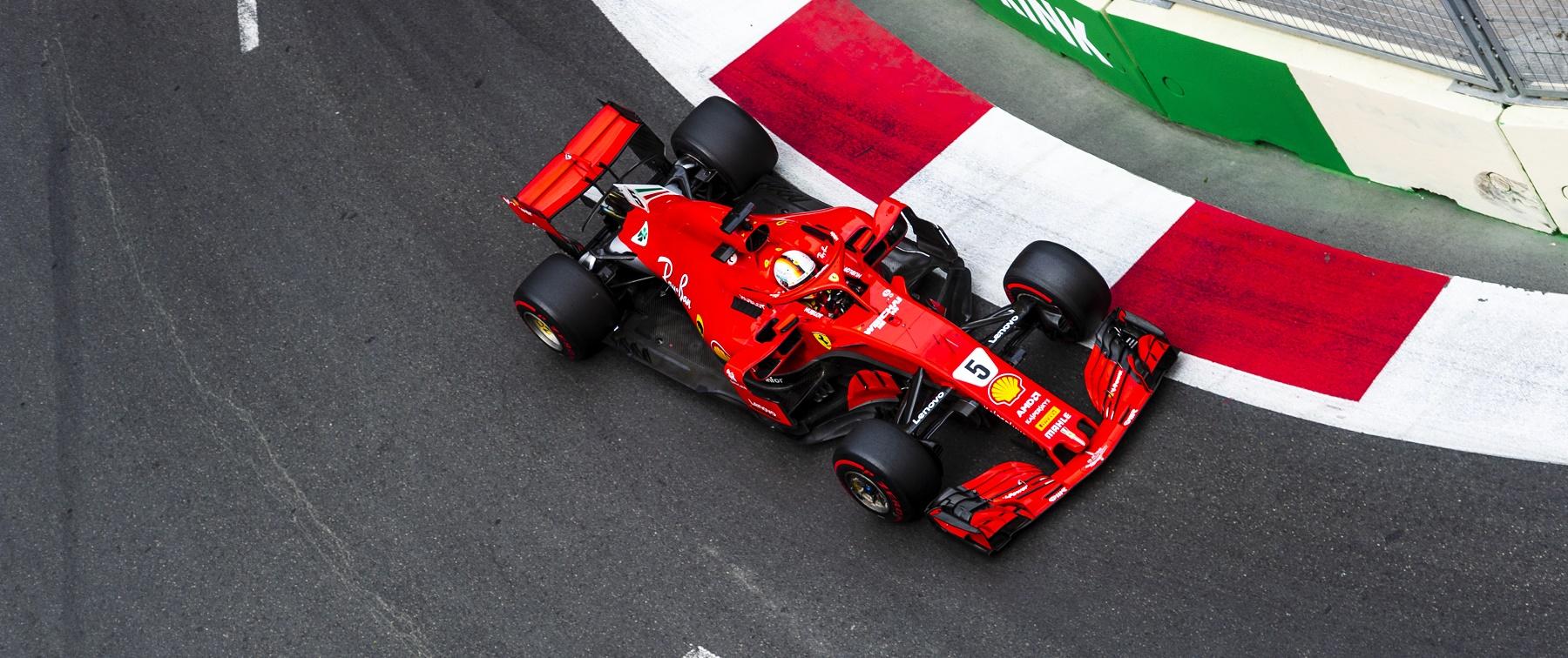 Ferrari, Vettel