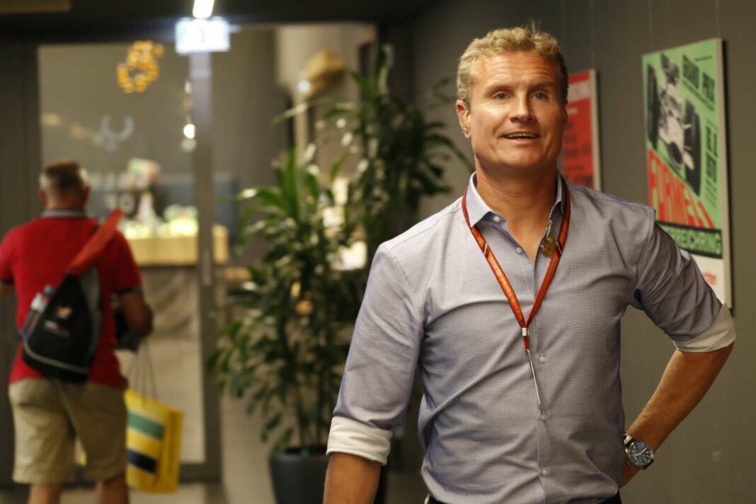 David Coulthard, racingline.hu