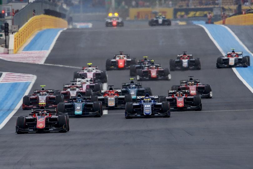 formula 2, racingline, racinglinehu, racingline.hu