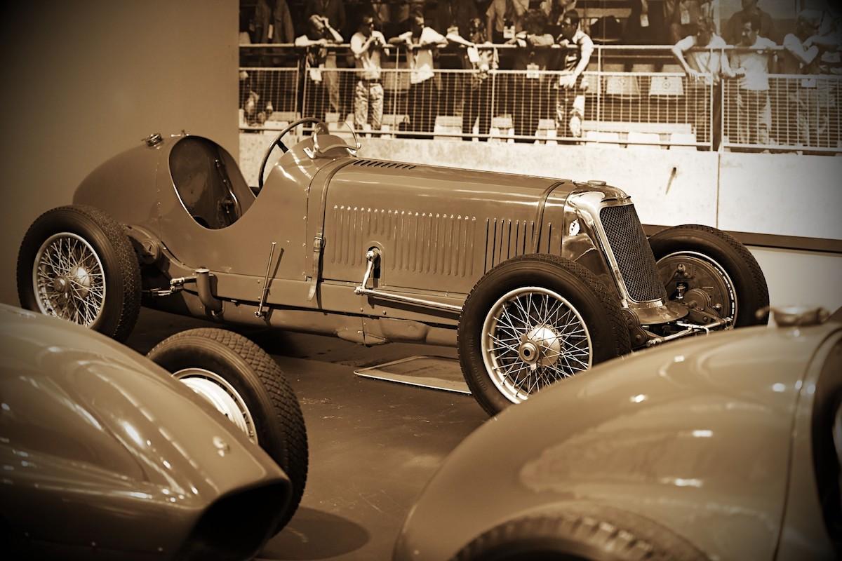 Bugatti múzeum