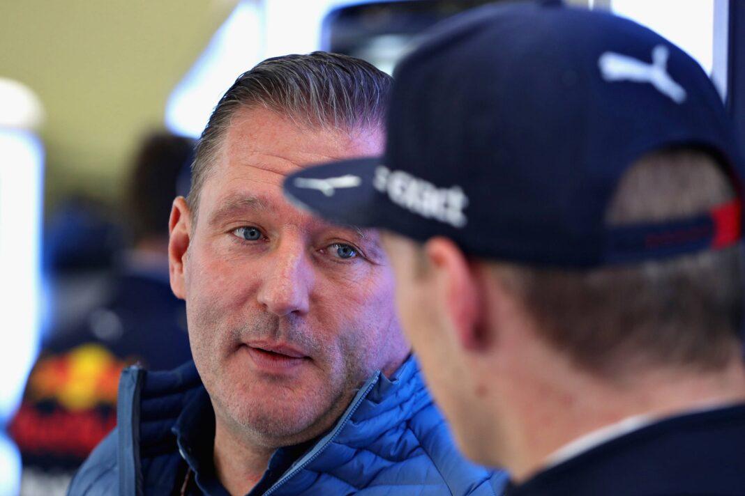 Jos Verstappen, Max Verstappen, Red Bull, racingline