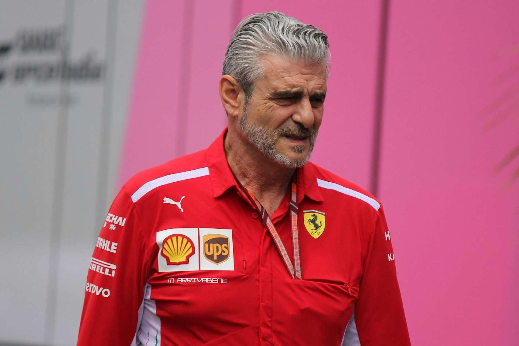 Maurizio Arrivabene, racingline, racinglinehu, racingline.hu