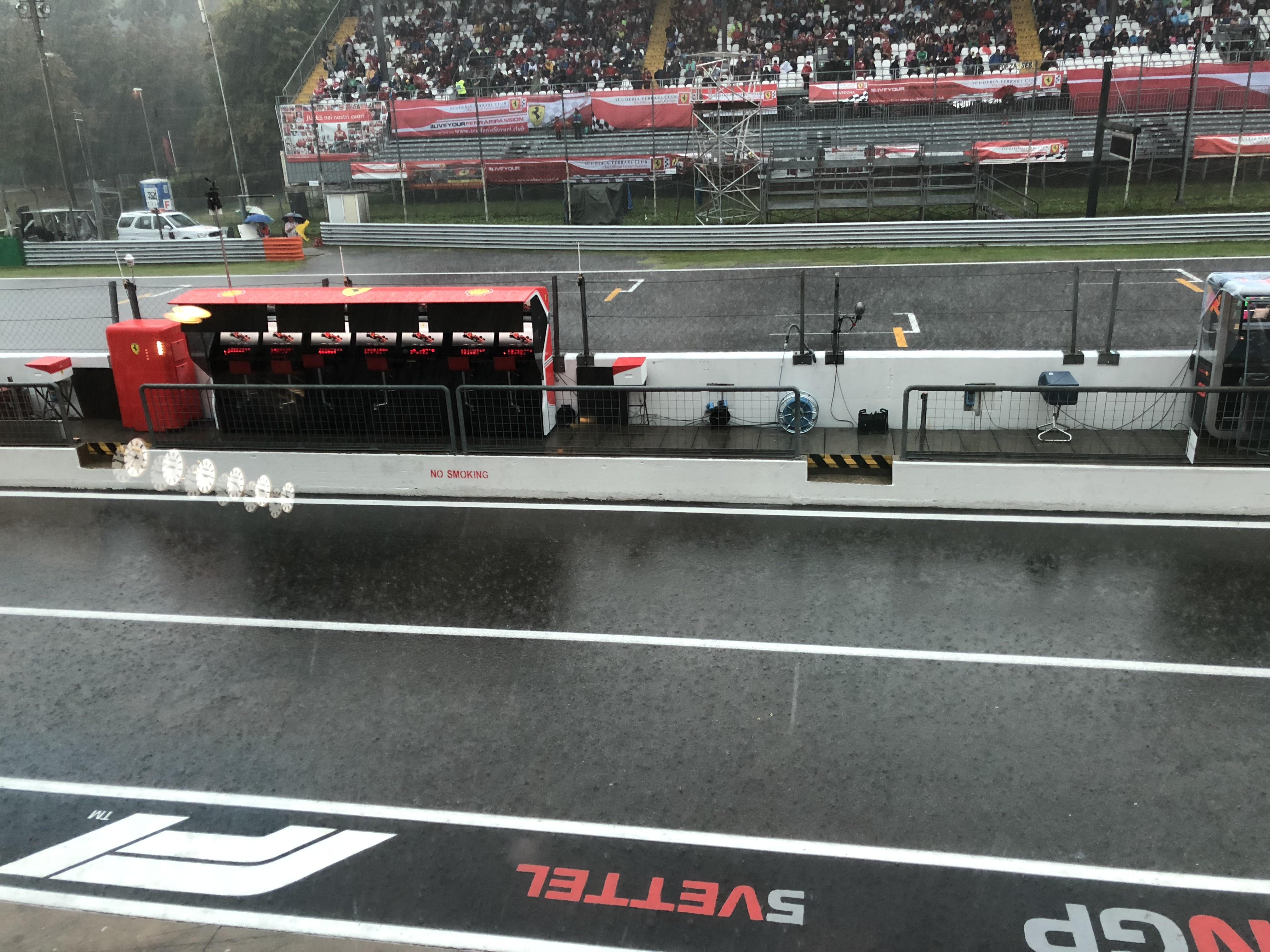Monza, GP3