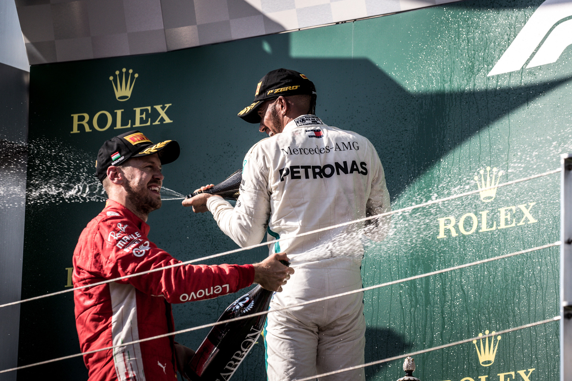 Lewis Hamilton Sebastian Vettel, racingline, racinglinehu, racingline.hu