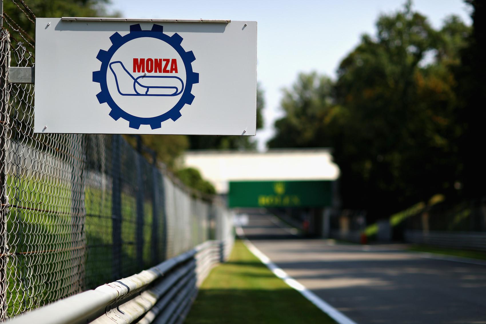 Monza Olasz Nagydíj, autósport közvetítés