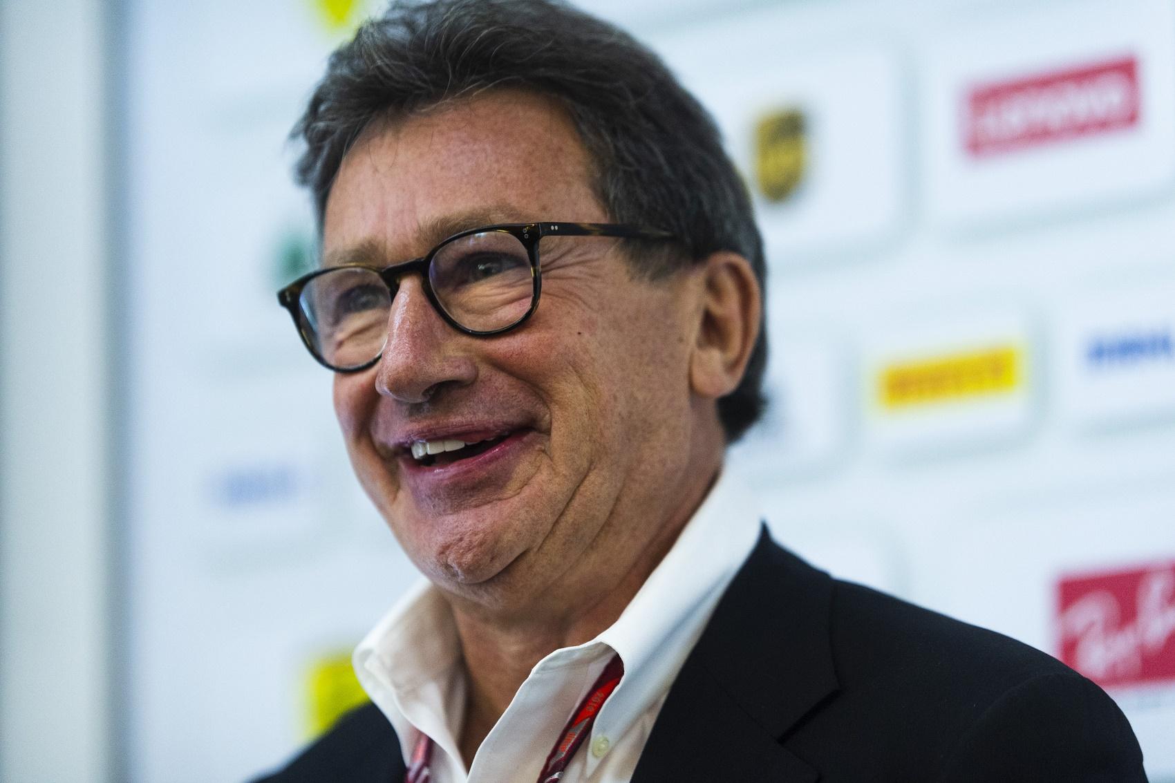 Louis Camilleri, Ferrari, racingline.hu