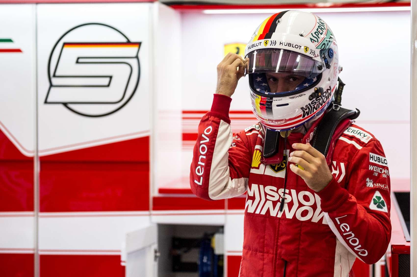 Vettel, Racingline