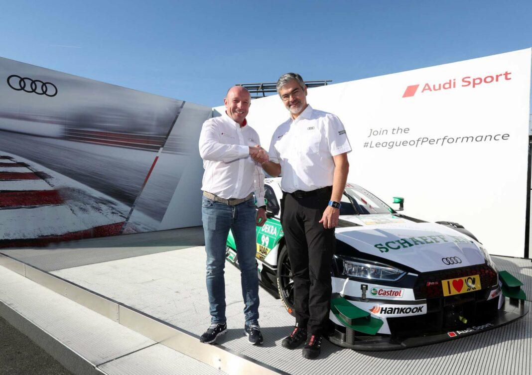 Audi, WRT, Racingline