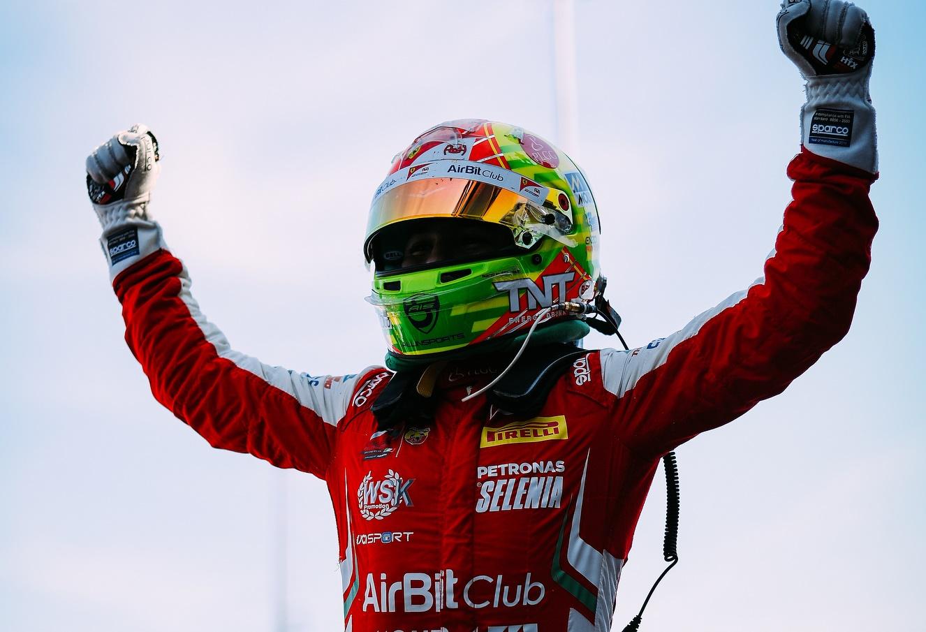 Enzo Fittipaldi, Racingline, racinglinehu, racingline.hu