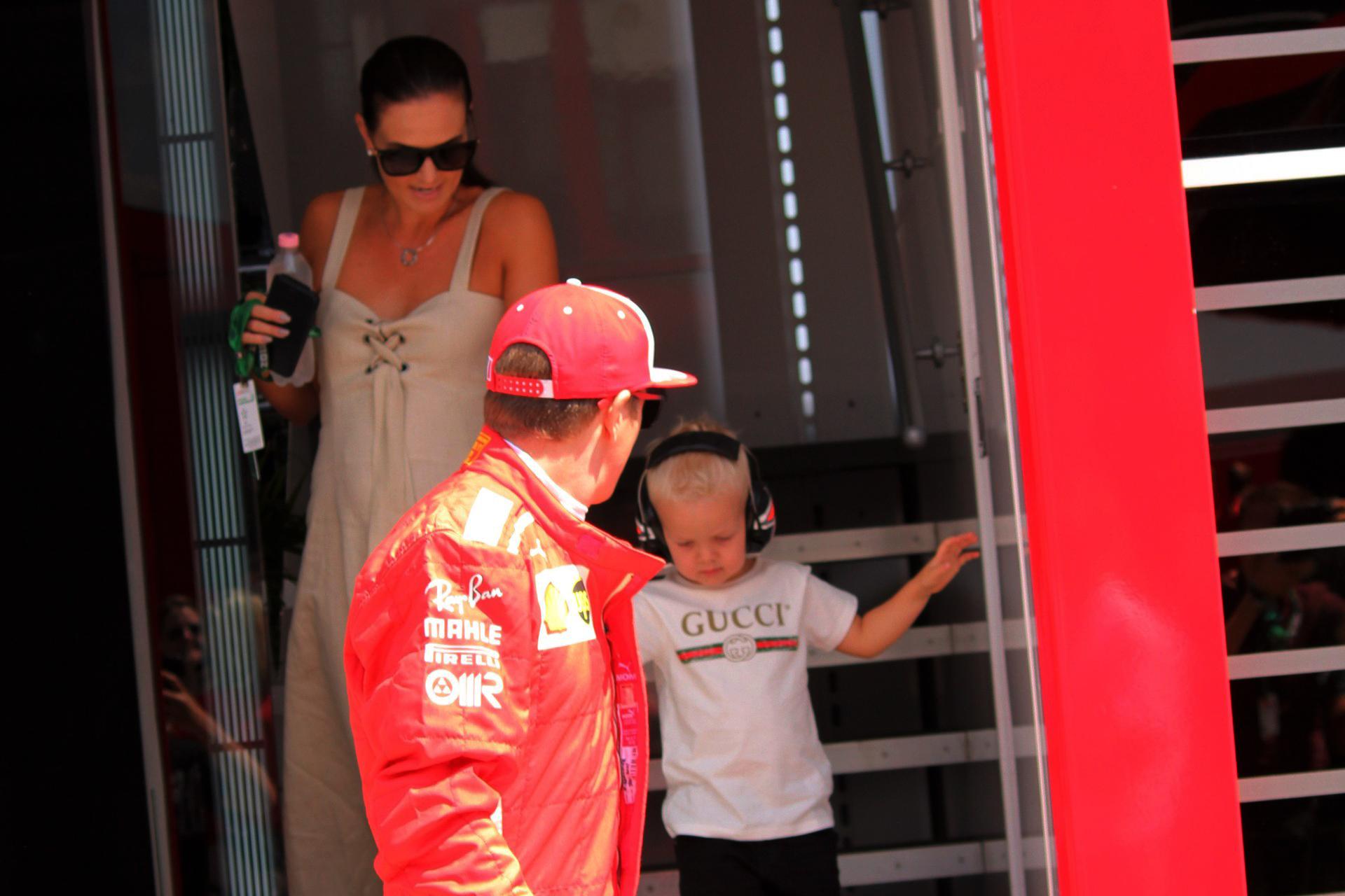 Robin Räikkönen, Minttu Räikkönen, Kimi Räikkönen, racingline, racinglinehu, racingline.hu