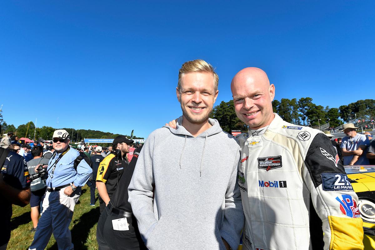Kevin Magnussen Jan Magnussen, racingline, racinglinehu, racingline.hu
