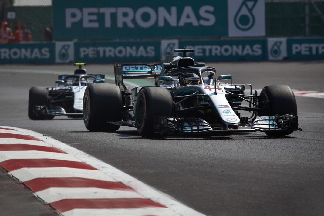 Mercedes, Racingline