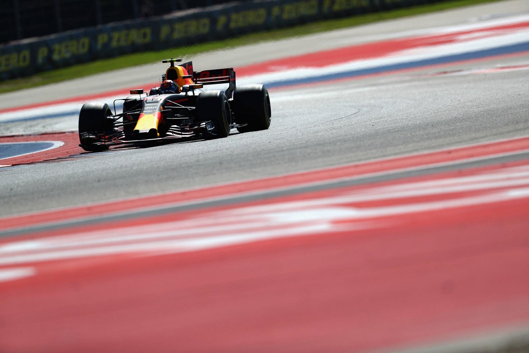 Max Verstappen Austin racingline, racinglinehu, racingline.hu