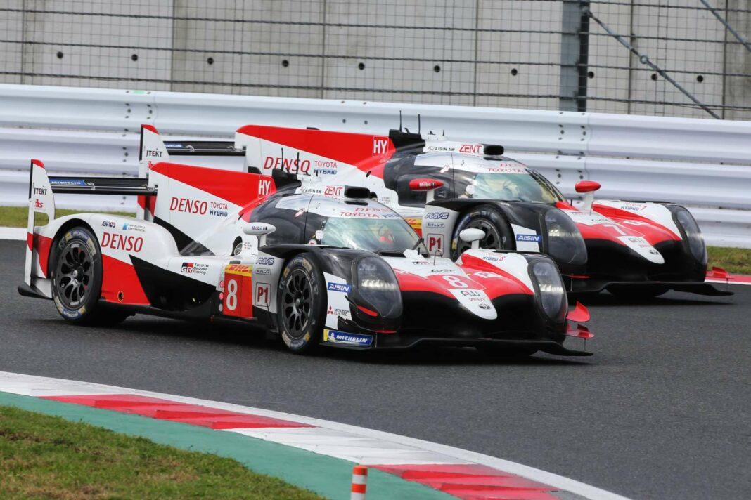 Toyota, Racingline